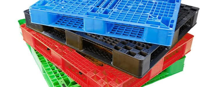 uses of plastic pallets